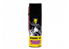 Coyote Konkor 101 Multifunctional lubricating and preserving oil spray 400 ml