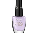 Astor Quick & Shine Nail Polish lak na nehty 608 Make Everyday Special 8 ml