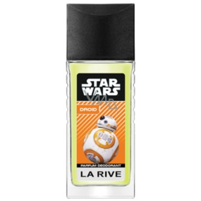 La Rive Star Wars Droid perfumed deodorant glass for men 80 ml