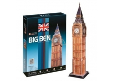 CubicFun Puzzle 3D Big Ben 47 pieces 12 x 51.5 x 12 cm
