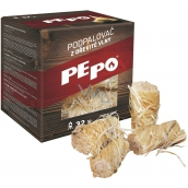 Pe-Po Wood wool lighter 32 kindles