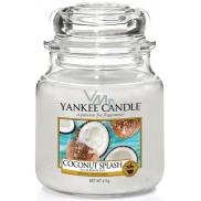 YANKEE CANDLES fragrance glass Coconut Splash 3723