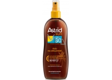 Astrid Sun oil opal.OF30 200ml spray 4011