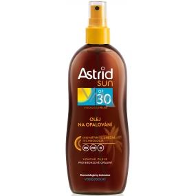 Astrid Sun oil opal.OF30 200ml spray 4011