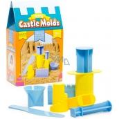 Mad Mattr Mini molds castle 8 parts