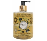 Jeanne en Provence Divine Olive hand washing gel dispenser 500 ml