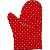 Kuchyňské rukavice s magnetem různé vzory 1 kus
