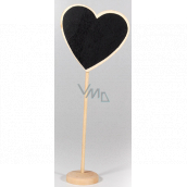 Nekupto Home Decor Chalk heart sign 19 cm