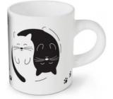 Albi Espresso mug in a box Cats Jing Jang 100 ml