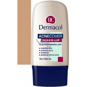 Dermacol Acnecover make-up for acne skin 03 shade 30 ml