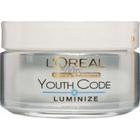 Loreal Youth Youth Code Code Youth Brightening & Moisturizing Day Cream 50ml