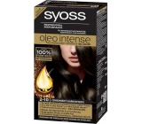 Syoss Oleo Intense Color Ammonia Free Hair Color 2-10 Brown