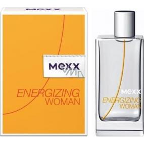 Mexx Energizing Woman toaletní voda 50 ml
