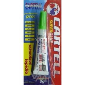 Cartell Super Glue universal glue 3 g