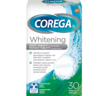 Corega Tabs Whitening cleaning tablets for denture prostheses 30 pieces