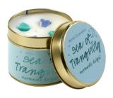Bomb Cosmetics Sea of Calm A fragrant natural, handmade candle in a tin can burns for up to 35 hours