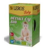 Leros Baby Bio herbal tea for children 20 x 2 g