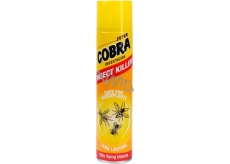 Super Cobra Kills Flying Insects sprej proti létajícímu hmyzu 400 ml