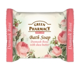 Green Pharmacy Damascus Rose and Shea Butter Toilet Soap 100 g