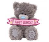 Me to You Teddy Bear Happy Birthday - Happy birthday 13 cm