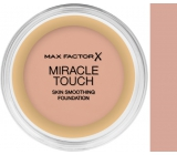 Max Factor Miracle Touch Foundation Foam Makeup 55 Blushing Beige 11.5 g