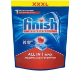 Finish All in 1 Max Regular dishwasher tablets 80 pieces