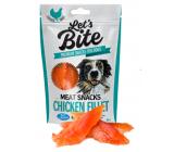Brit Lets Bite Chicken fillets supplementary food for dogs 80 g