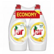 Jar Lemon Hand dishwashing detergent 2 x 900 ml duopack