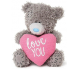 Me To You Teddy bear with heart Love You 10.5 cm