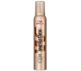 Wella Wellaflex Shiny Hold ultra strong strengthening foam hardener 200 ml