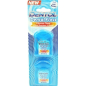 Dentol Dental Floss Cool Mint Dental Waxed Thread 2 x 50 meters
