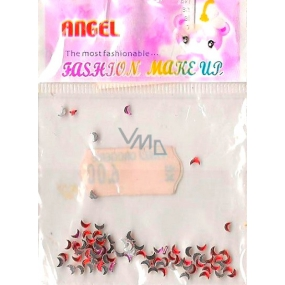 Angel nail decorations marigolds red 1 package