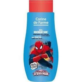 Corine de Farme Marvel Spiderman 2 in 1 hair shampoo and shower gel for children 250 ml