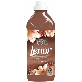 Lenor Parfumelle Amber Flower concentrated fabric softener 26 doses 780 ml