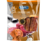 Dr. Clauders Country Line Duck slices of dried meat for dogs 170 g
