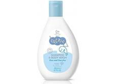 Bebble 2v1 šampon a mycí gel pro děti 200 ml