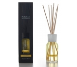 Millefiori Natural Pompelmo - Grep Diffuser 7 stalks 25 cm in smaller spaces lasts 5-6 weeks 100 ml