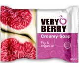 Very Berry Fig & Argan Oil - Figs and argan oil toilet soap with essences 100 g