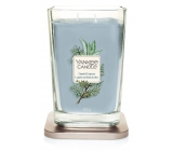 YANKEE CANDLES Elevation Fragrant Glass Large 2 Wings Coastal Cypress