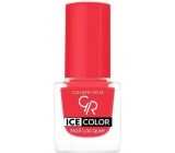 Golden Rose Ice Color Nail Lacquer nail polish mini 122 6 ml
