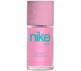 Nike Sweet Blossom Woman perfume deodorant glass 75 ml