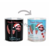 Albi Changing glass mug Pohodář 310 ml