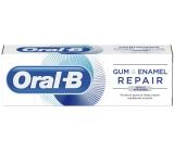 Oral-B Gum & Enamel Repair Gentle Whitening toothpaste for sensitive teeth, properties: with whitening effect, gum protection, enamel protection and protection against tooth decay 75 ml