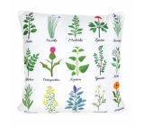 Albi Relaxation pillow large Herbs 50 x 50 cm