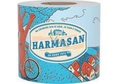 Harmasan toilet paper 400 pieces 1 ply 1 piece