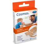 Cosmos Textile Elastic Elastic patch in 2 sizes of 20 pieces