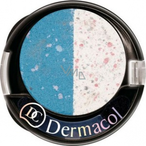 Dermacol Duo Mineral Moon Effect Eye Shadow Eyeshadow 01 3 g