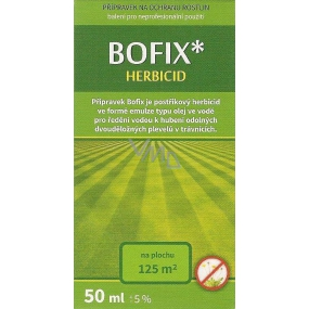 Agro Bofix product against weeds in ornamental lawns 50 ml