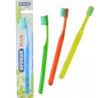 Spokar 3428 Plus Ultra měkký zubní kartáček Vlákna antibakterial s antibakteriální úpravou