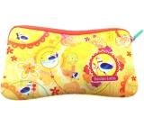 Nekupto Miss Cool Neoprene Bag Hen Charming & tender 21 x 11 x 1.5 cm